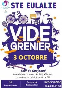 Vide-Grenier 3 octobre