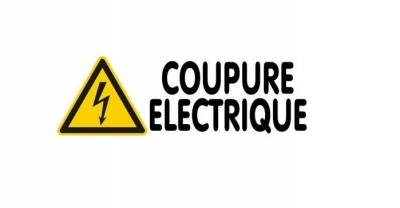 INFO COUPURE ELECTRIQUE